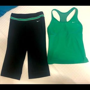 Nike Workout Fit